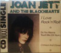 Joan Jett & The Blackhearts I love rock 'n' roll (3 tracks) [Maxi-CD]
