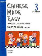 Chinese Made Easy : Workbook 3 Traditional-ExLibrary