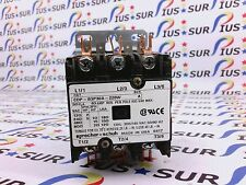 USSp SPRECHER + SCHUH CDP-B3P30A-220W CDPB3P30A220W 40A Relay 3 Pole 208/240VAC
