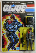 Reproduction packaged G.I. Joe 1986 Night Spotter { Code Name: Low-Light }