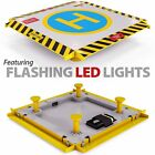 Eagle Pro Remote Control Helicopter Landing Pad - Complete Edition - Flashing...