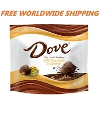 Dove Promises Milk Chocolate and Caramel 7.61 Oz WORLDWIDE SHIPPING