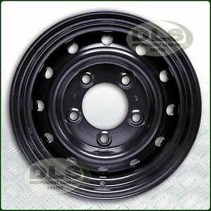 """Wolf Style Road Wheel Land Rover Defender 16"""" x 6.5J (ANR4583PM)"""