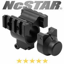 "Ncstar Shotgun Rails Bayonet Mount Mossberg 500 12g 1"" Tube Mount Picatinny"
