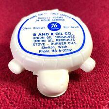 1960s UNION 76 GASOLINE vintage chip bag clip TURTLE Shelton, Washington OIL CO.