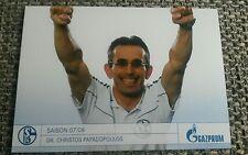 AK Dr. Christos Papadopoulos  FC Schalke 04  2007/08