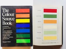Walch The colour source book Thames & Hudson 1979 for Designers Graphic Artists