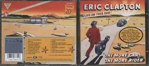 2CD Eric Clapton - One more car one more rider - neu