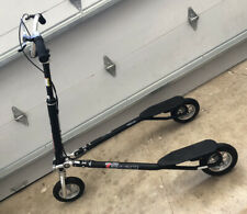 Black Trikke T8 Carving Scooter- Lightly Used Condition - Local Pickup Only