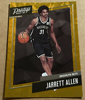 Jarret Allen RC 2017-18 Panini Prestige Rookie Orange Micro Etched Nets #22