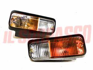 Lights Front Indicators Right Left Fiat 131 + Abarth Original