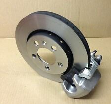 SEAT LEON CUPRA R VENTED REAR BRAKE PACKAGE CALIPERS CARRIERS DISCS