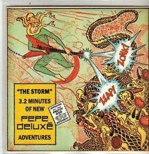 (DA804) Pepe Deluxe, The Storm - 2011 DJ CD