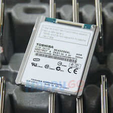 "NEW Toshiba 1.8"" 60GB 5MM MK6028GAL ZIF P-ATA HARD DISK DRIVE For DELL D420 D430"