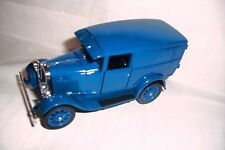 1930 FORD PANEL delivery truck BLUE BY MODAPD NEW IN BOX LOOK-C