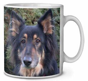 Tri-Colour German Shepherd Coffee/Tea Mug Gift Idea, AD-GS4MG