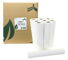 Northwood Essentials Hygiene Roll 2 Ply 40m x 500mm Case of 12 - White (HRW405)