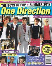 One Direction Magazine Justin Bieber The Wanted Josh Hutcherson American Idol