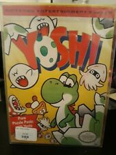 Yoshi W Box Game Nintendo Game Box ~ In Great Condition!!