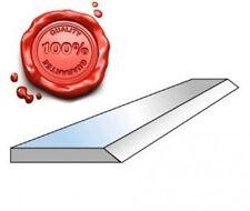 Fer de dégauchisseuse HSS 18% en 260 x 25 x 3.0 mm - Top qualité !