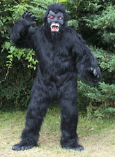Gorilla Ape Monkey Suit Adult Costume