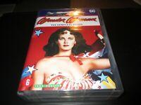 """COFFRET 21 DVD NEUF """"WONDER WOMAN - L'INTEGRALE"""" saison 1, 2 & 3 / Lynda CARTER"""
