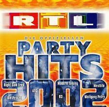 RTL PARTY HITS 2002 - VARIOUS ARTISTS / 2 CD-SET (BMG ARIOLA 2002)