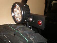 VCP 2007+ JEEP WRANGLER JK/JKU REAR SPOT LIGHT BRACKET FOR 3RD BRAKE LIGHT MOUNT