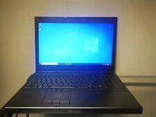 Dell Precision M4600 i7-2860QM 8GB RAM 500GB HDD Win 10
