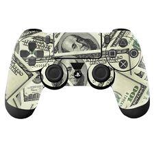 Faceplates und Designfolien für PlayStation 4 Controller
