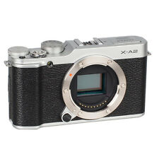 Fujifilm X-A2 Mirrorless Digital Camera - Silver