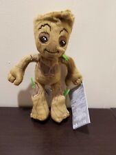 """Authentic Disney store BABY GROOT Guardians Vol 2  Plush 8"""" NWT, MINT, NEW"""
