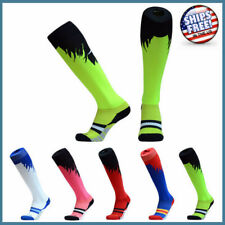 Anti-Slip Soccer Sports Socks Men Sock Football Long Knee High Baseball Basket