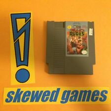 Bad Dudes - NES Nintendo
