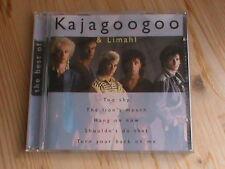 KAJAGOOGOO & LIMAHL - THE BEST OF *Disky DC 864642 v. 1996*  MINT / NEUWERTIG