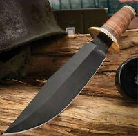 Vietnam military knife and sheath