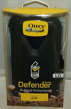 New Otterbox Defender Series Case & Holster Belt Clip for LG G5