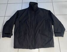 Hugo Boss Jacke Gr. XL Schwarz Herren Winterjacke Parka Jacke Business Luxus