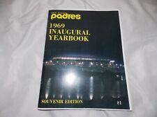 REPRINT - 1969 San Diego Padres Yearbook - REPRINT