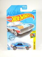 Hot Wheels Art Cars '67 Camaro 1:64 Scale Diecast NEW NOC