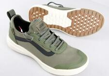 Vans UltraRange AC Knit Grape Leaf Green Shoes Mens 8 Womens 9.5 Sneakers