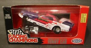 NOS 1996 Racing Champions Geronimo NHRA Funny Car Richard Hartman 1/24 Scale