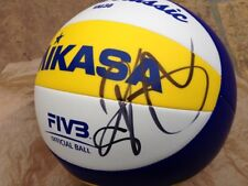 *KERRI WALSH JENNINGS*SIGNED*AUTOGRAPHED*VOLLEYBALL*TEAM USA*OLYMPICS*COA*PROOF*