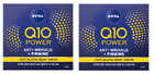 2 x Nivea Q10 Power Anti-Wrinkle + Firming Revitalising Night Cream (2 X 50ml)