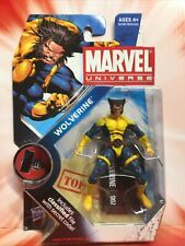 """Marvel Universe 3.75"""" inch Wolverine Series 2 #002 Hasbro New in Package"""