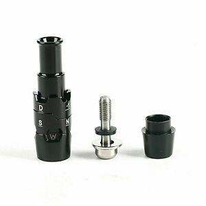 Left-Handed OEM Callaway .335 Optifit 2 Adapter Shaft Tip (OPTIFIT 2) Ships Free
