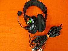 Turtle Beach Ear Force X12 Amplified Stereo Gaming Headset For Xbox 360 2961