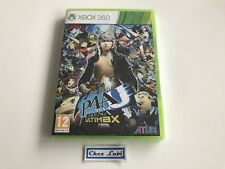 Persona 4 Arena Ultimax - Microsoft Xbox 360 - PAL FR - Neuf Sous Blister