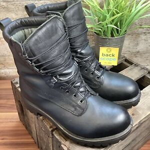 9L (Wide Fit) British Army Gore-tex Waterproof Military Boots - DC4BESL/1001