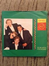 LEVEL 42 - To Be With You Again - Single - 1987 - España